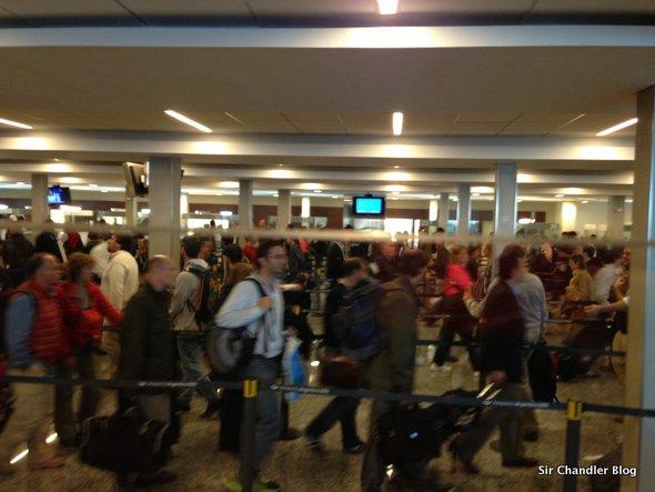 Aeropuertos Argentina 2000 Busca Lesionar A Los Pasajeros