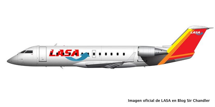 Resultado de imagen para Bombardier Crj 200 + Lasa