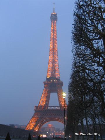Esa belleza francesa