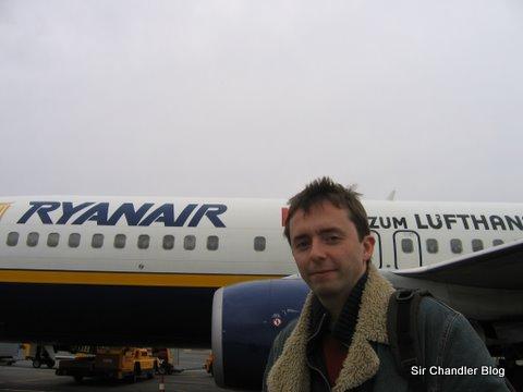 Un video contra Ryanair