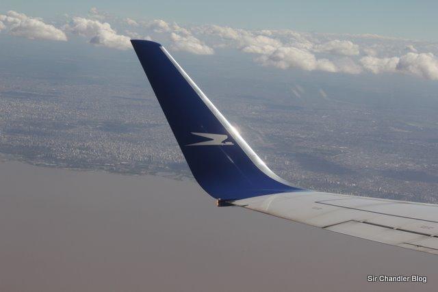 Viaje a Córdoba por Aerolíneas