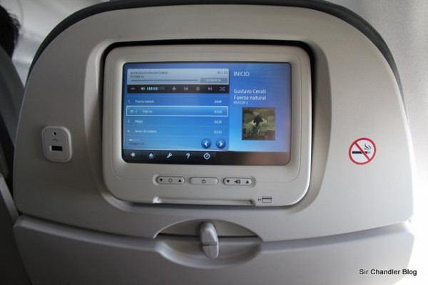 Pantalla Embraer Austral