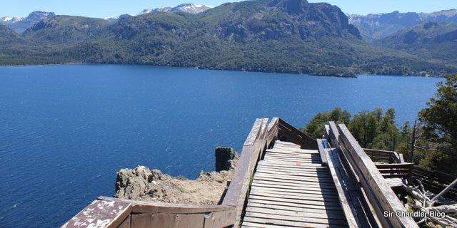 El lago Traful