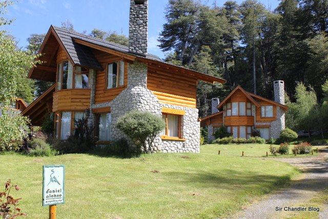 Cabañas Puente Viejo, en Villa La Angostura
