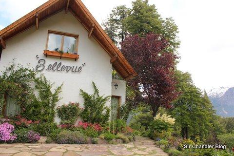 Casa de te Bellevue en Bariloche