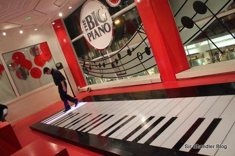 Llevate el piano de Quisiera ser grande a tu casa…
