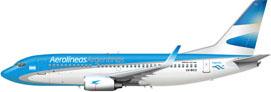 Los nuevos aviones para Aerolineas Argentinas