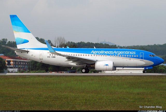 Se dolariza la obtención de puntos en Aerolíneas Plus con el Galicia