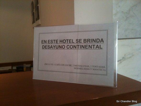 El NH Casino de Mar del Plata y una experiencia negativa