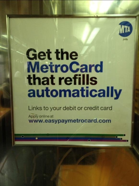 ¿Un debito automático en la SUBE es mucho pedir?