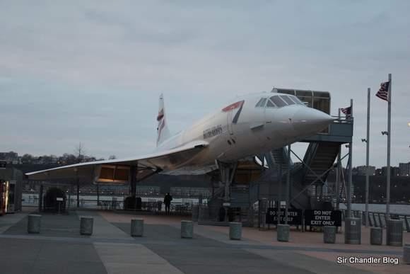 A 10 años del último vuelo del Concorde