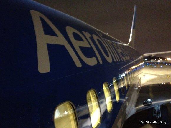 Aerolíneas Argentinas arrancó con los vuelos a Brasilia