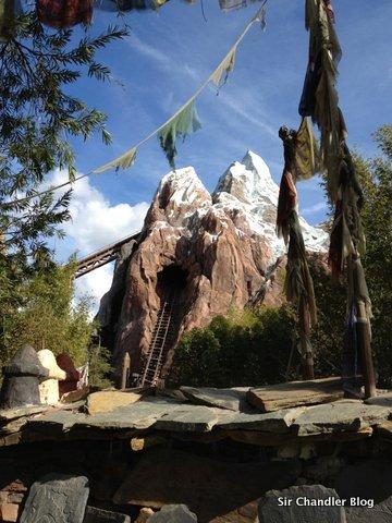 Expedición Everest, una gran montaña rusa