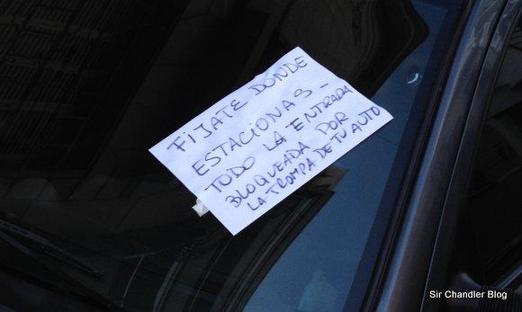 Cartas de amor entre vecinos