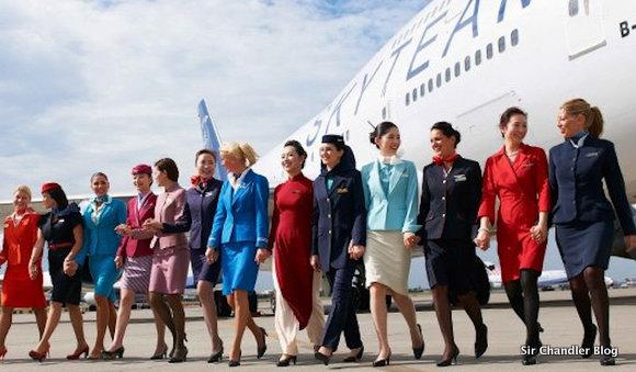 Aerolineas Argentinas se sumaría a Skyteam