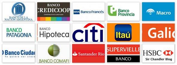 Repaso de bancos y destinos con el uso de las tarjetas de crédito y débito - Sir Chandler
