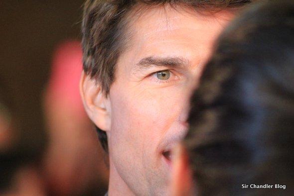 El día que Tom Cruise se quiso sacar una foto conmigo