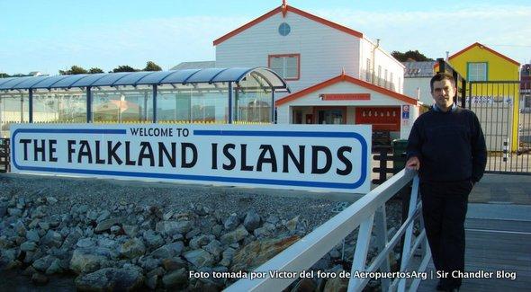 Ahora las Malvinas quedaron fuera del 35%