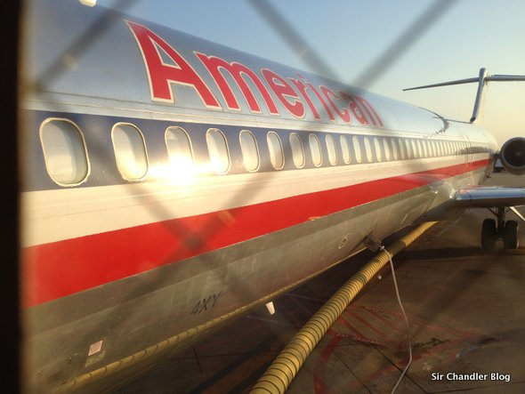 Desde Ezeiza a Las Vegas por American Airlines (crónica del vuelo)