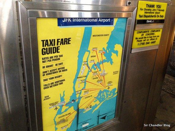 taxi-nyc-tarifa