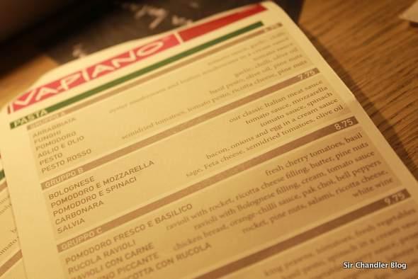 vapiano-menu