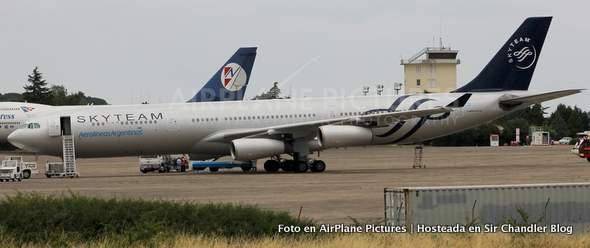 airbus-340-skyteam-LV-FPJ