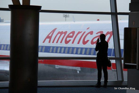 American Airlines se quedó sin VIP propio en Ezeiza momentáneamente