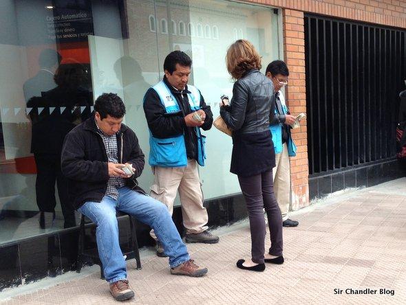 Los arbolitos son legales en Perú