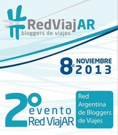 Las charlas del 2º evento de la Red ViajAR (Falta poco!)