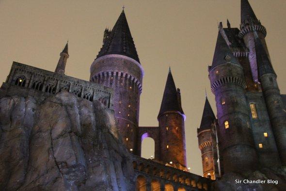 El parque de Harry Potter en Orlando está en ampliaciones
