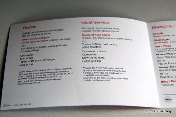 air-france-menu