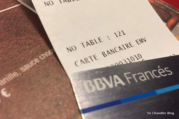 Francia: situación de las tarjetas con y sin chip (y de paso palo al Francés)