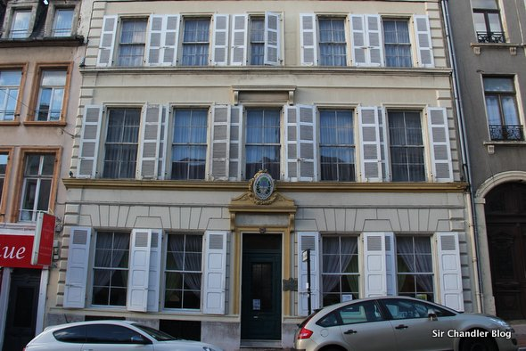 Recorriendo la casa del general san mart n en boulogne sur mer - Casa de san martin ...