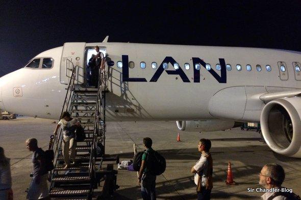 Vuelo de San Pablo a Buenos Aires con Lan Argentina