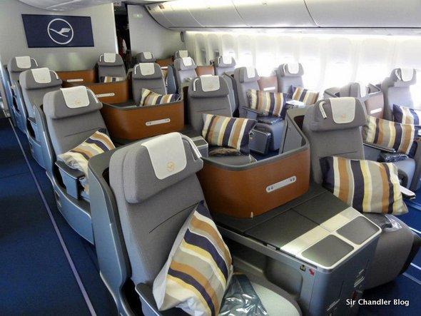 Lufthansa y el «avión de los ganadores» que buscará a su selección