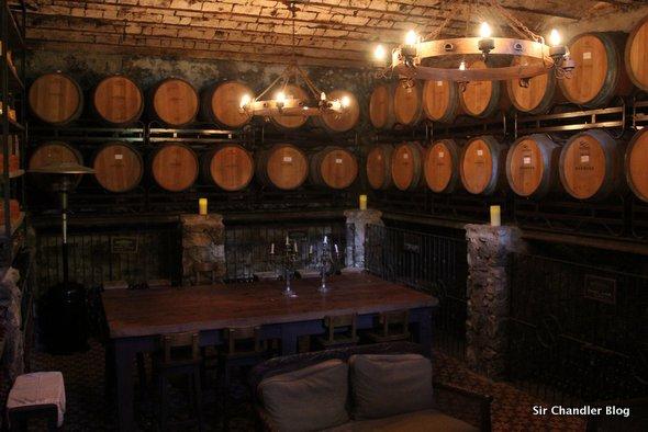 Bodega y restaurant Narbona en Carmelo