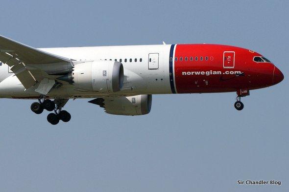 norwegian-avion