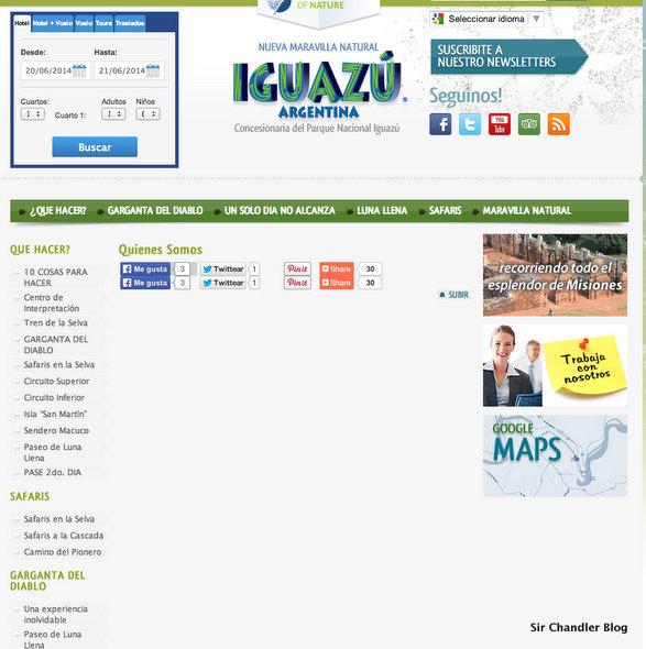web-concesionaria-cataratas
