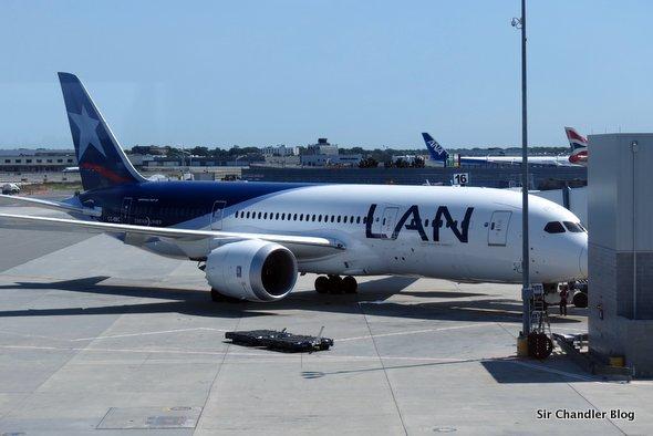Desde Ezeiza a Nueva York en el Boeing 787 de LAN