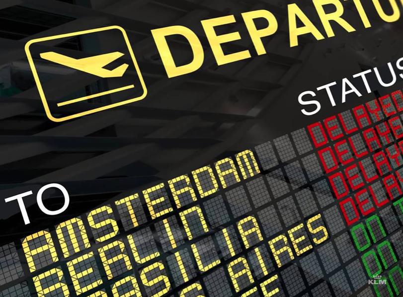 El cambio de estrategia de KLM y la paciencia de Gael García Bernal