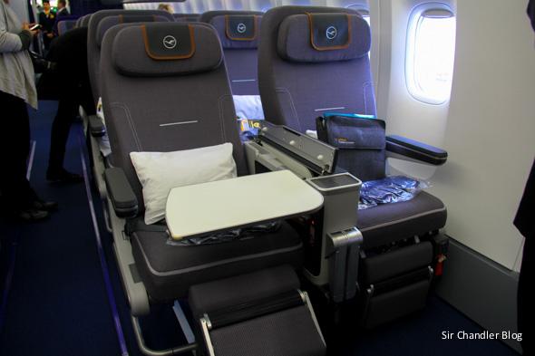 Premium Economy de Lufthansa. El concepto