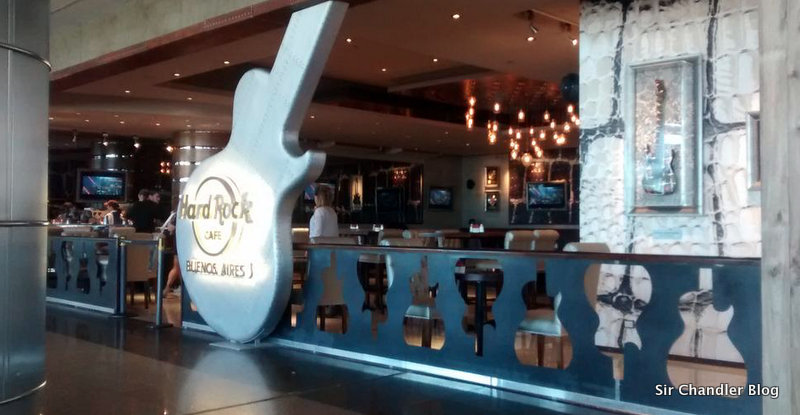 Hard Rock tiene que abrir en Ezeiza el 20 de diciembre