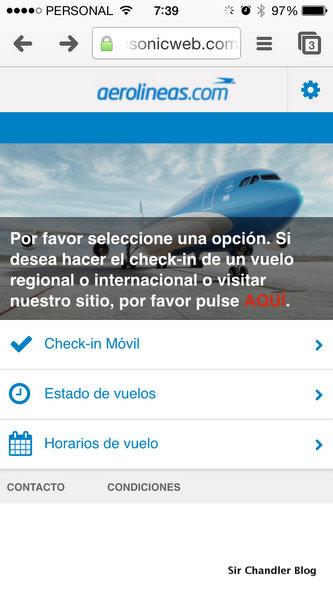 webmovil-aerolineas-argentinas