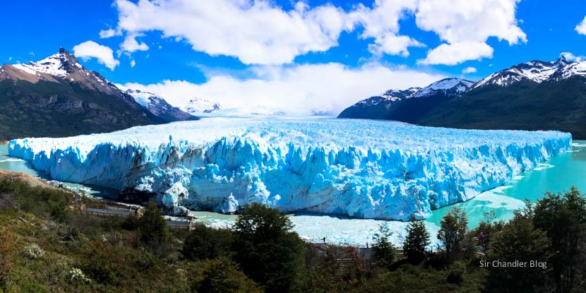 La excursión al Glaciar Perito Moreno