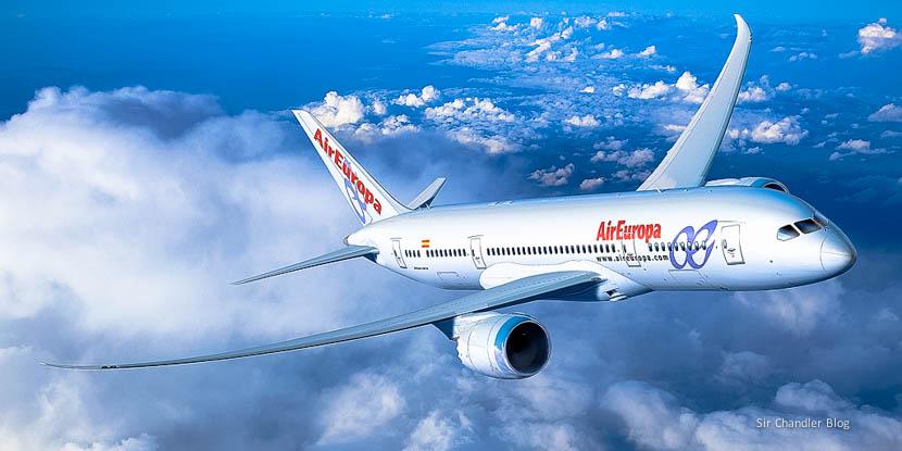 Air Europa comenzará a volar a Montevideo con un 787 polaco