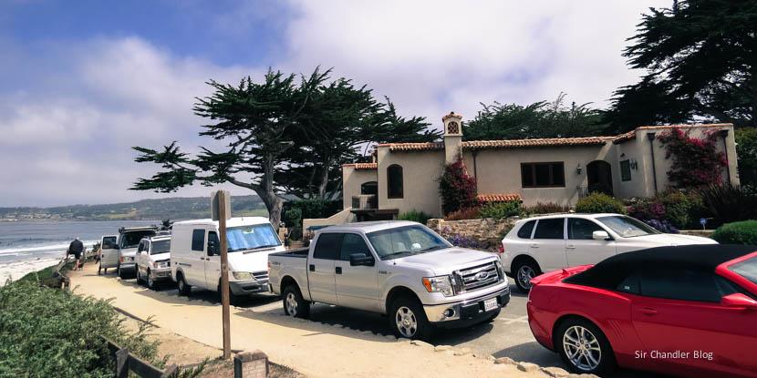 Carmel, un pueblito de California
