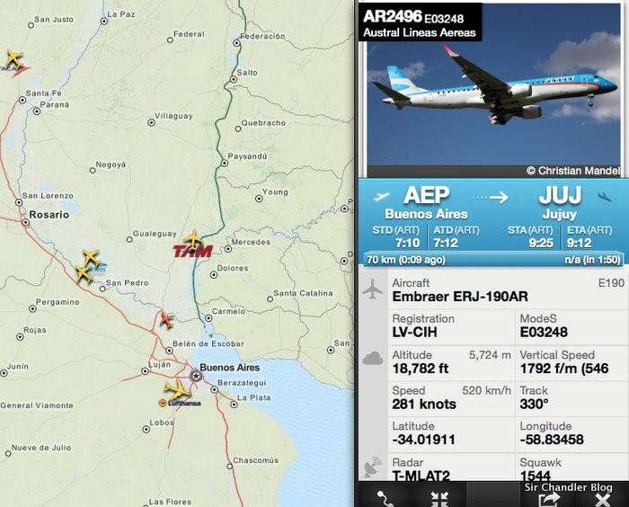 flightradar-austral-embraer