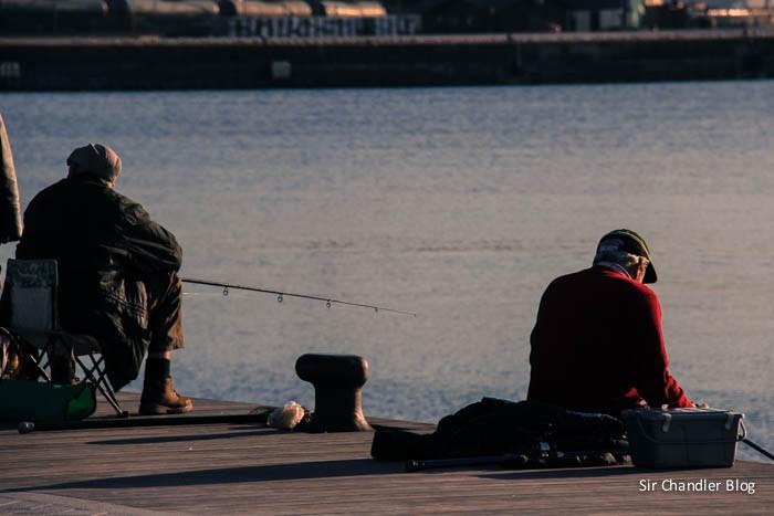 gallegos-pescando
