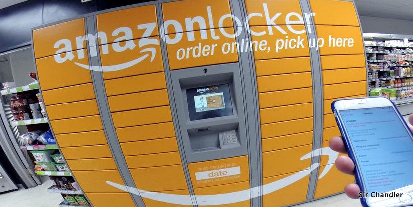 Los Amazon Lockers se acercan a Miami