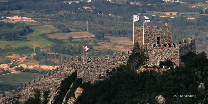 De Sintra al Cabo da Roca en Portugal